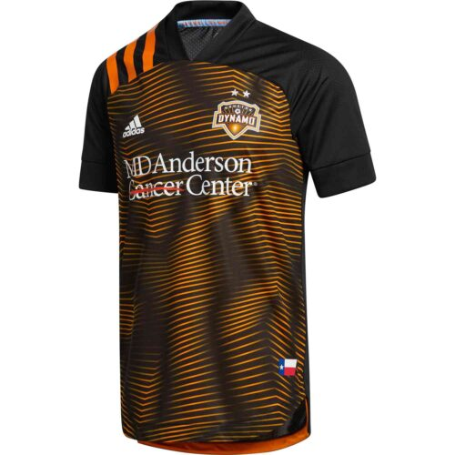 2020 adidas Houston Dynamo Away Authentic Jersey