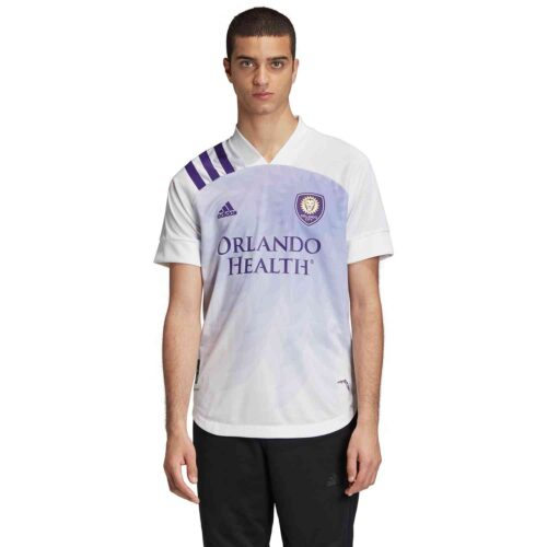 2020 adidas Orlando City Away Authentic Jersey
