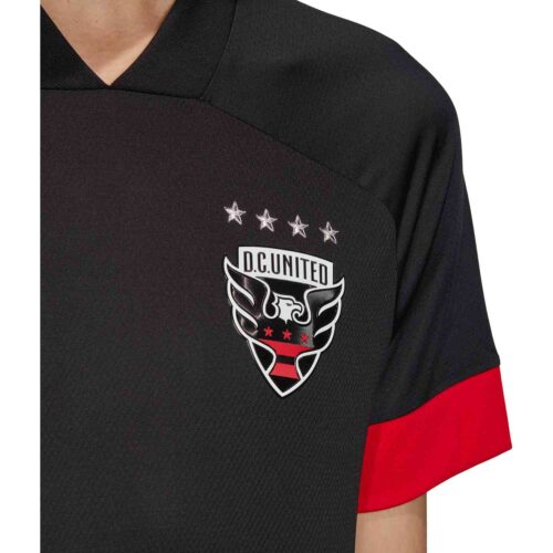 2020 adidas DC United Home Authentic Jersey