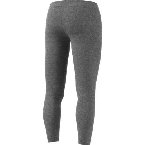 Womens adidas Essentials Lifestyle Tights – Dark Grey Heather/Semi Coral