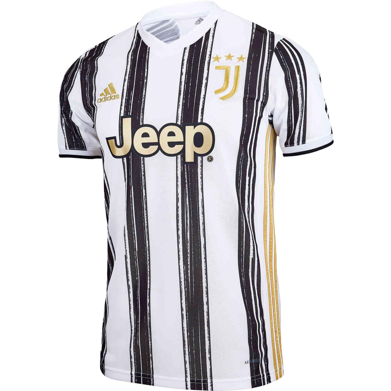2020/21 adidas Cristiano Ronaldo Juventus Home Jersey - SoccerPro