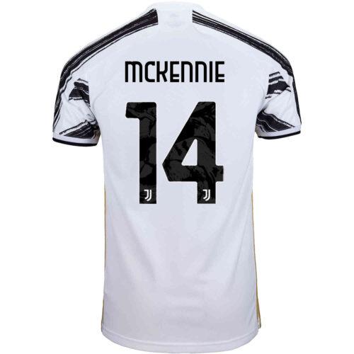 2020/21 adidas Weston McKennie Juventus Home Jersey