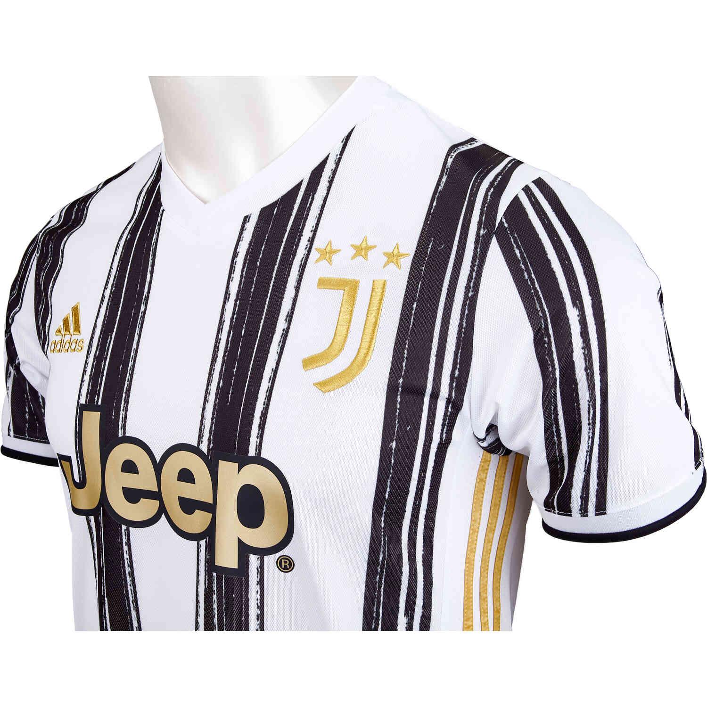 Kids Adidas Juventus Home Jersey 2020 21 Soccerpro