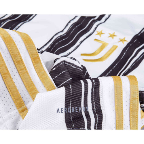 2020/21 Kids adidas Juventus Home Jersey