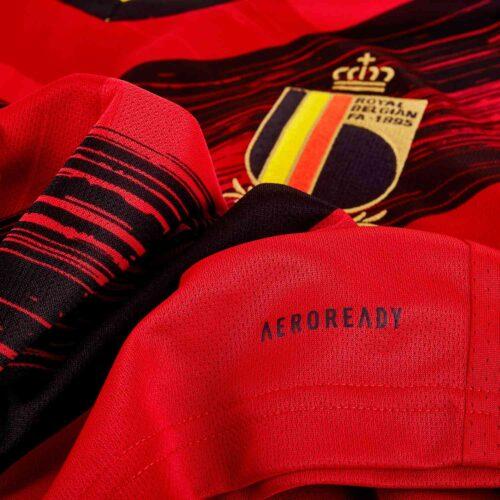 2020 Kids adidas Belgium Home Jersey