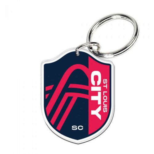 St. Louis City SC Crest Keychain