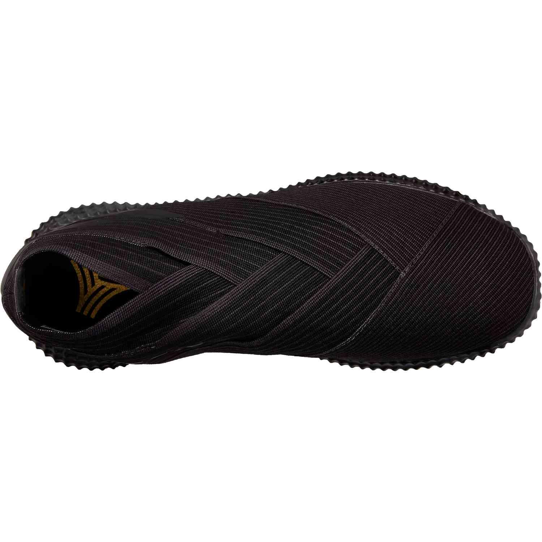 de33d8390 adidas Nemeziz 19.1 TR - Black/Gold Metallic - SoccerPro