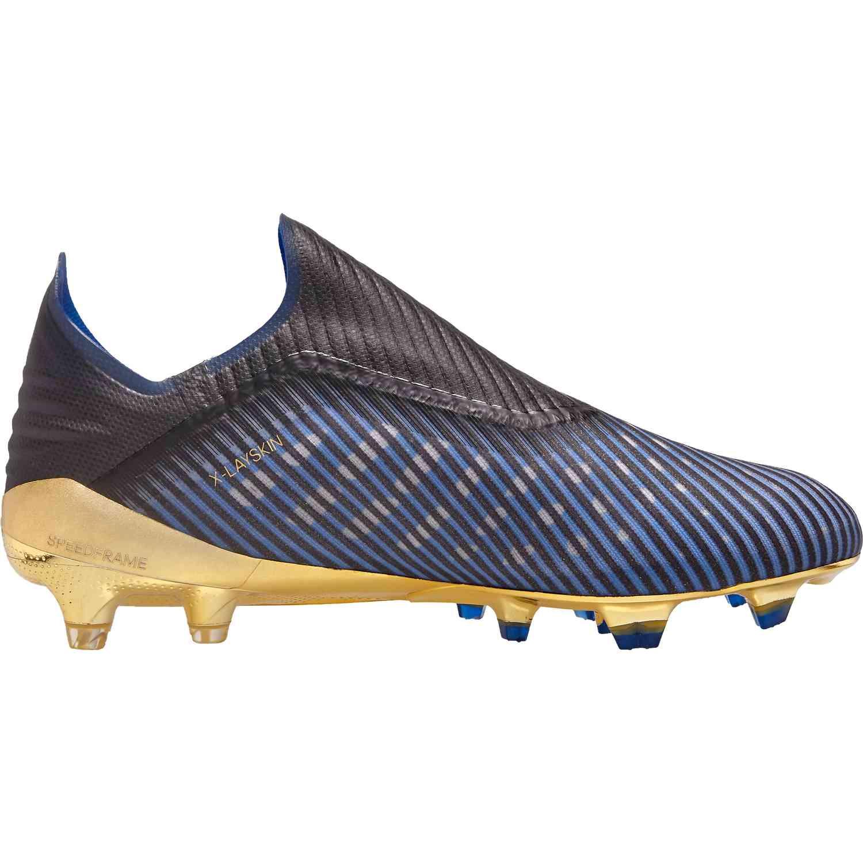 adidas X 19+ Firm Ground støvler Hvid | adidas Denmark