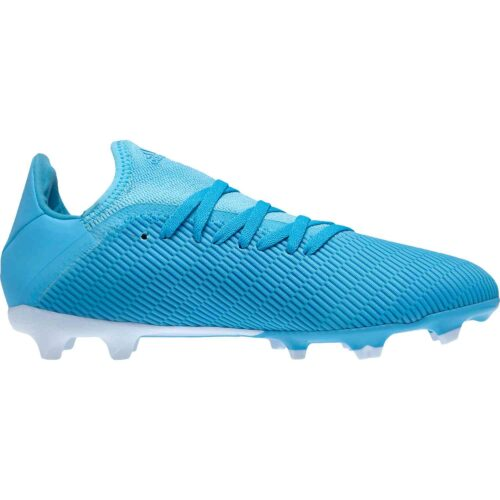 Kids adidas X 19.3 FG – Hard Wired