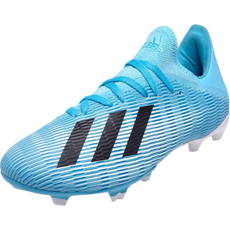 Perímetro Contaminado Omitir  adidas X 19.3 FG - Hard Wired - SoccerPro