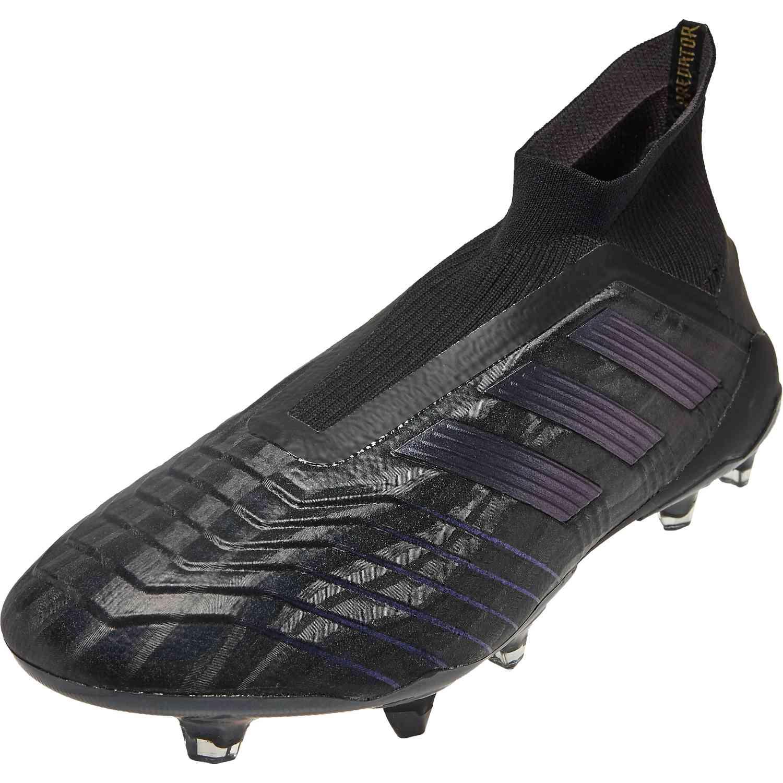 22baebd7a adidas Predator 19+ FG - Dark Script - SoccerPro
