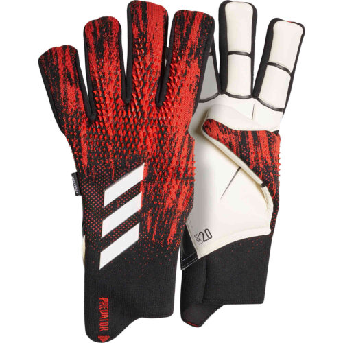 adidas Fingersave Predator Pro Negative Cut Goalkeeper Gloves – Mutator Pack