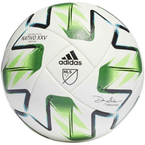 adidas MLS Competition Match Soccer Ball – 2020