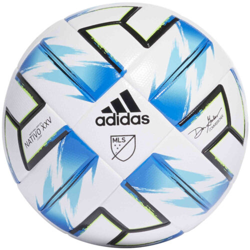 adidas NFHS MLS League Soccer Ball – 2020