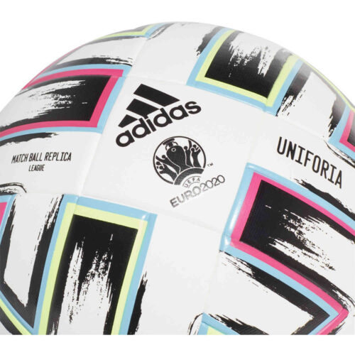 adidas Uniforia League Soccer Ball – Euro 2020
