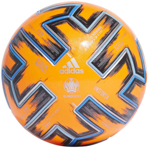 adidas Winter Uniforia Pro Official Match Soccer Ball – Euro 2020