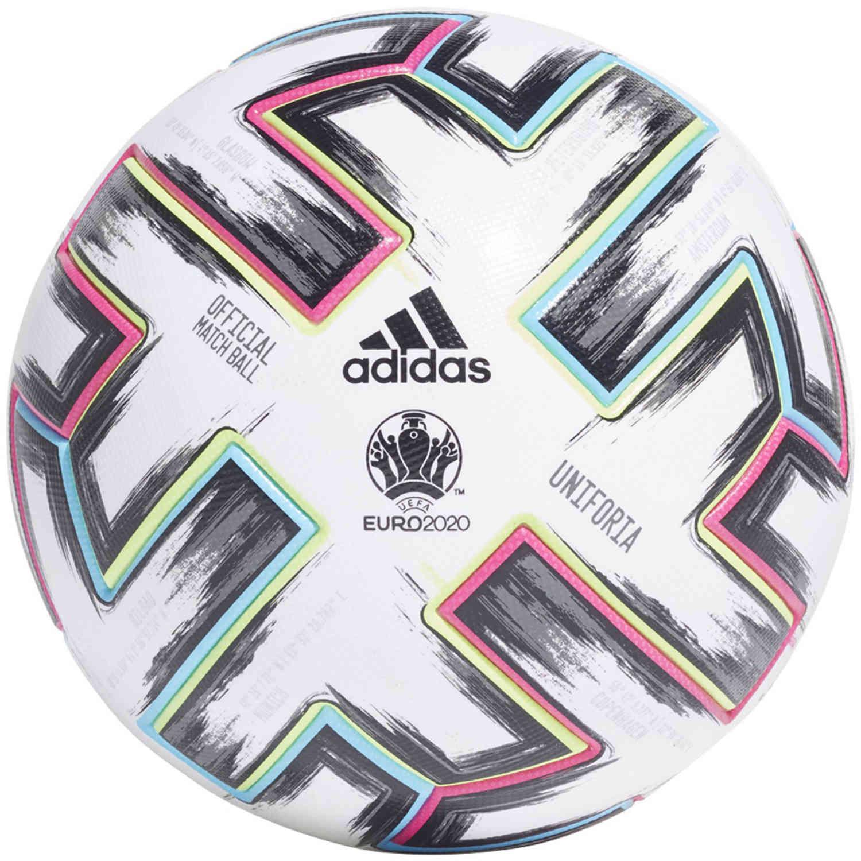 adidas Uniforia Pro Official Match Soccer Ball – Euro 2020
