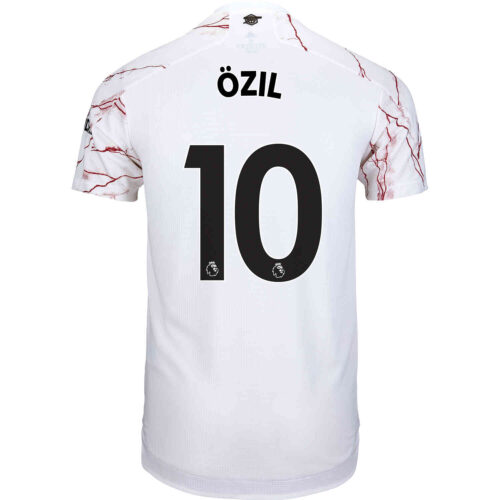 2020/21 adidas Mesut Ozil Arsenal Away Authentic Jersey