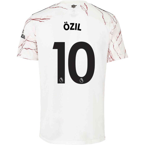 2020/21 Kids adidas Mesut Ozil Arsenal Away Jersey