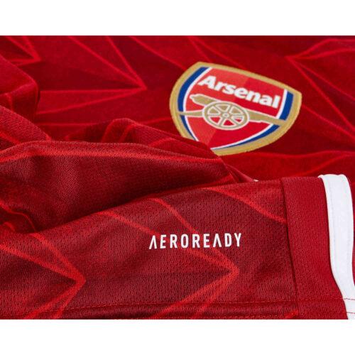 2020/21 adidas Pierre-Emerick Aubameyang Arsenal Home L/S Stadium Jersey