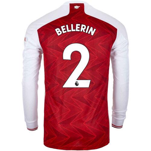 2020/21 adidas Hector Bellerin Arsenal Home L/S Stadium Jersey