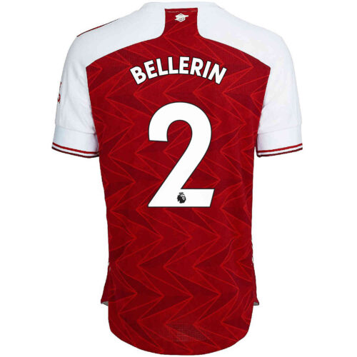 2020/21 adidas Hector Bellerin Arsenal Home Authentic Jersey