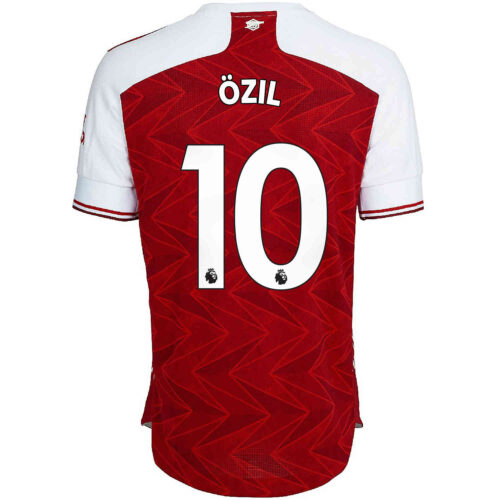2020/21 adidas Mesut Ozil Arsenal Home Authentic Jersey