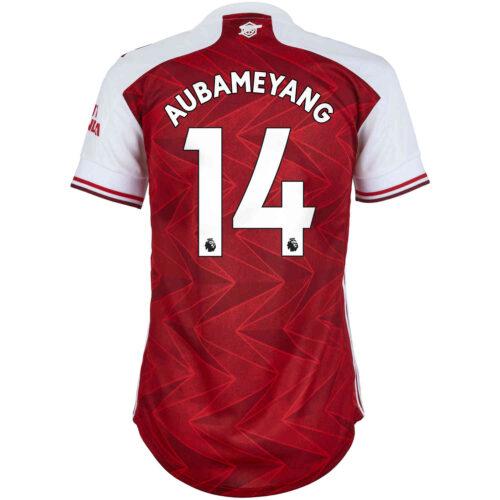 2020/21 Womens adidas Pierre-Emerick Aubameyang Arsenal Home Jersey