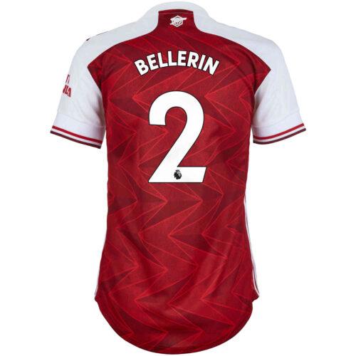 2020/21 Womens adidas Hector Bellerin Arsenal Home Jersey