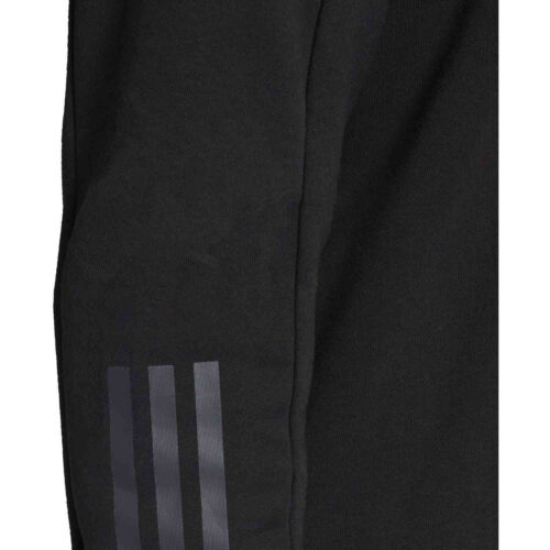 adidas LAFC Travel Jacket – Black/Carbon
