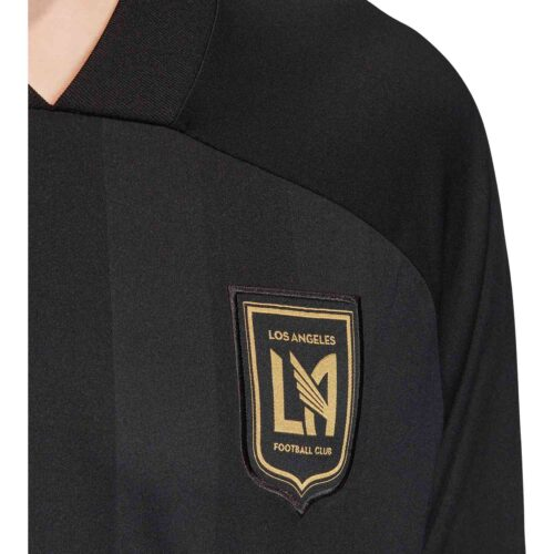 2020 adidas LAFC L/S Home Jersey