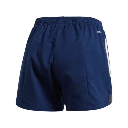Womens adidas Condivo 20 Shorts – Team Navy Blue/White