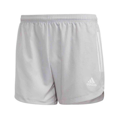 Womens adidas Condivo 20 Shorts – Team Light Grey/White