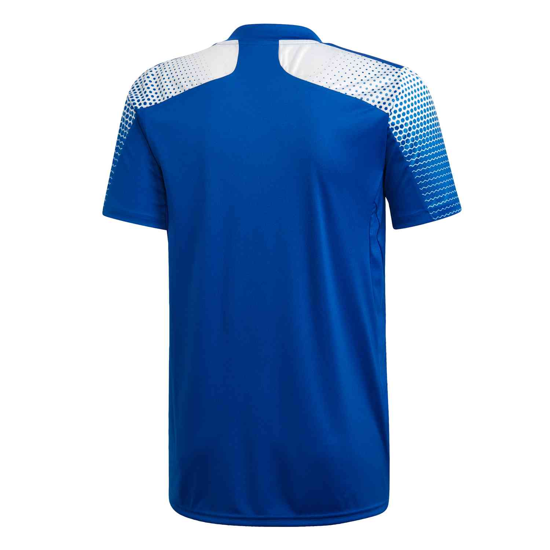 adidas Regista 20 Jersey - Team Royal Blue/White - SoccerPro