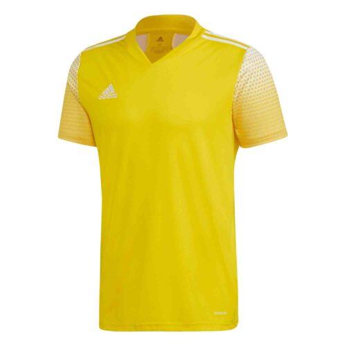 adidas Regista 20 Jersey – Team Yellow/White