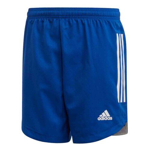 Kids adidas Condivo 20 Shorts – Team Royal Blue/White