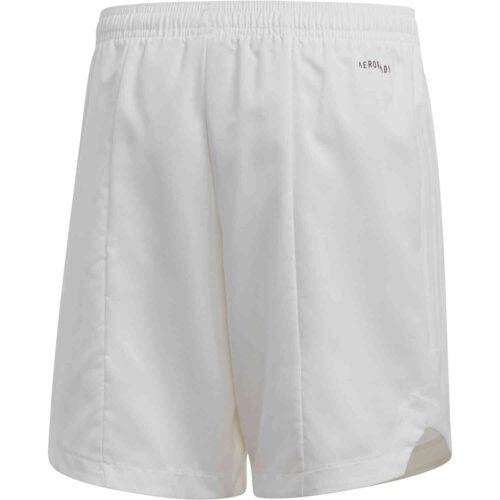 Kids adidas Condivo 20 Shorts – White