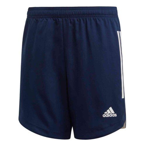 Kids adidas Condivo 20 Shorts – Team Navy Blue/White