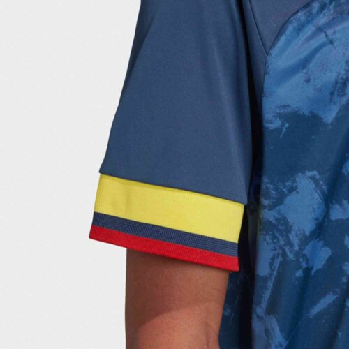2020 Kids adidas Colombia Away Jersey
