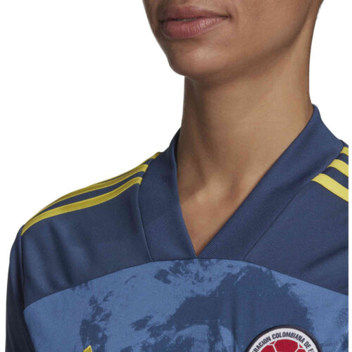 2020 Womens adidas Colombia Away Jersey