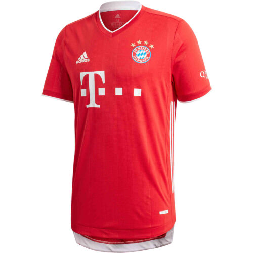 2020/21 adidas Bayern Munich Home Authentic Jersey