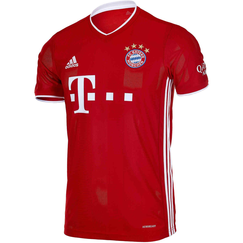 Kids adidas Bayern Munich Home Jersey – 2020/21