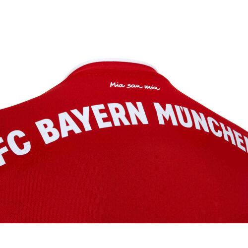 2020/21 Kids adidas Corentin Tolisso Bayern Munich Home Jersey