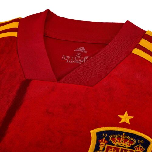 2020 Kids adidas Spain Home Jersey
