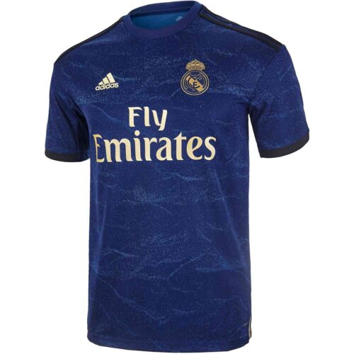2019/20 Kids adidas Real Madrid Away Jersey