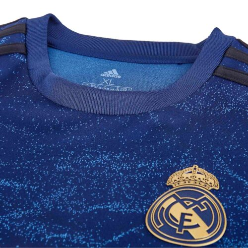 2019/20 Kids adidas Marcelo Real Madrid Away Jersey