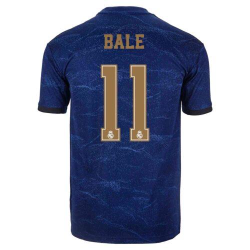 2019/20 Kids adidas Gareth Bale Real Madrid Away Jersey