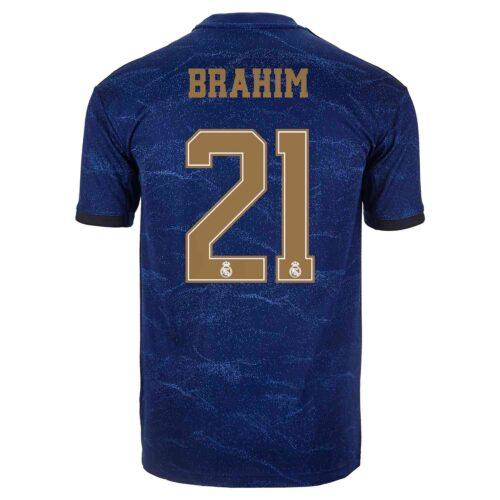 2019/20 Kids adidas Brahim Diaz Real Madrid Away Jersey