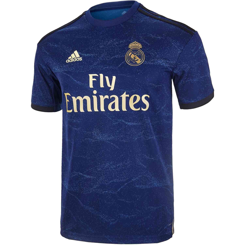 201920 adidas Real Madrid Away Jersey