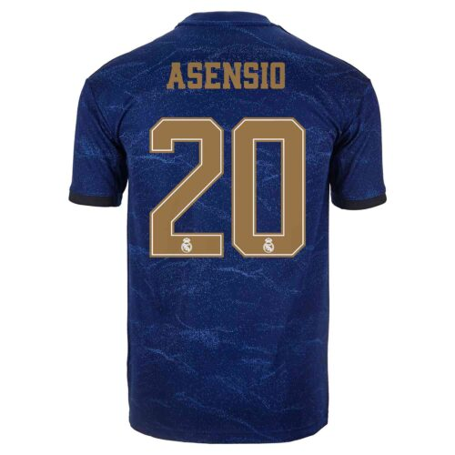 2019/20 adidas Marco Asensio Real Madrid Away Jersey